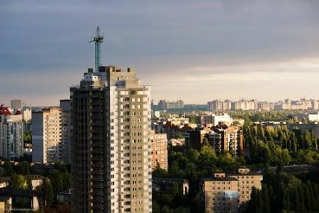 ЖК. г.Киев, ул.Ушинского,14а